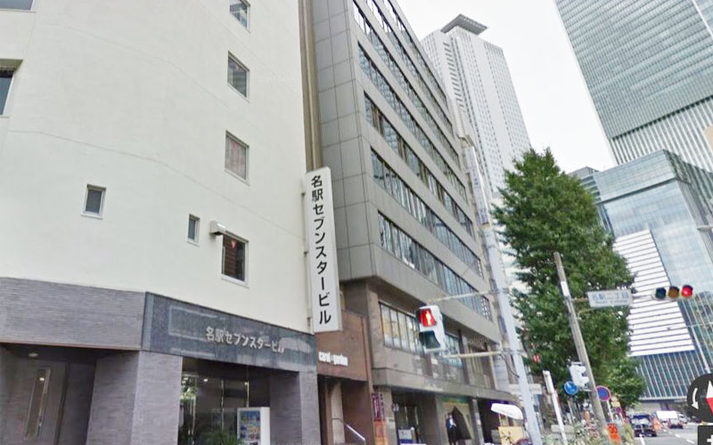 イラスト・マンガ教室名古屋校の外観