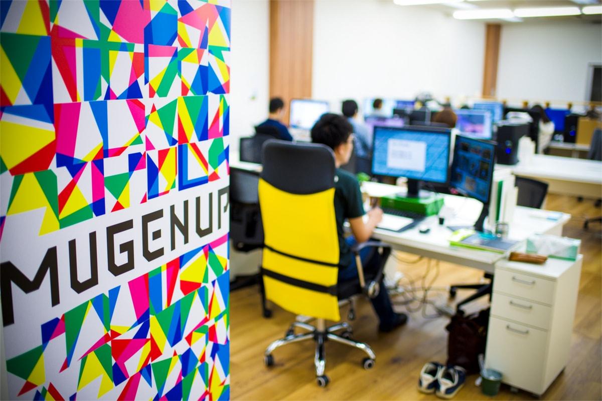 株式会社MUGENUPのオフィス
