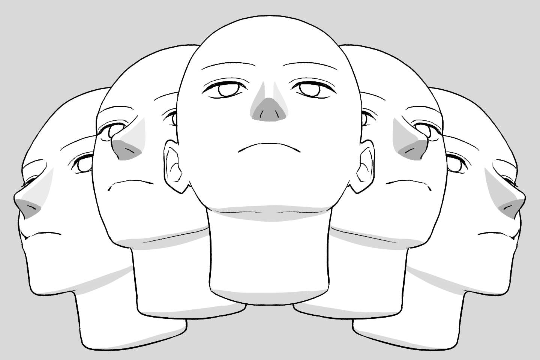 アオリの鼻の角度一覧