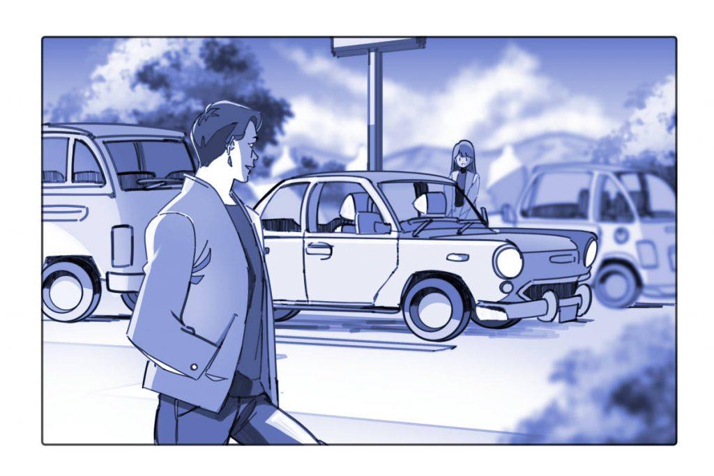 車の描き方のまとめ