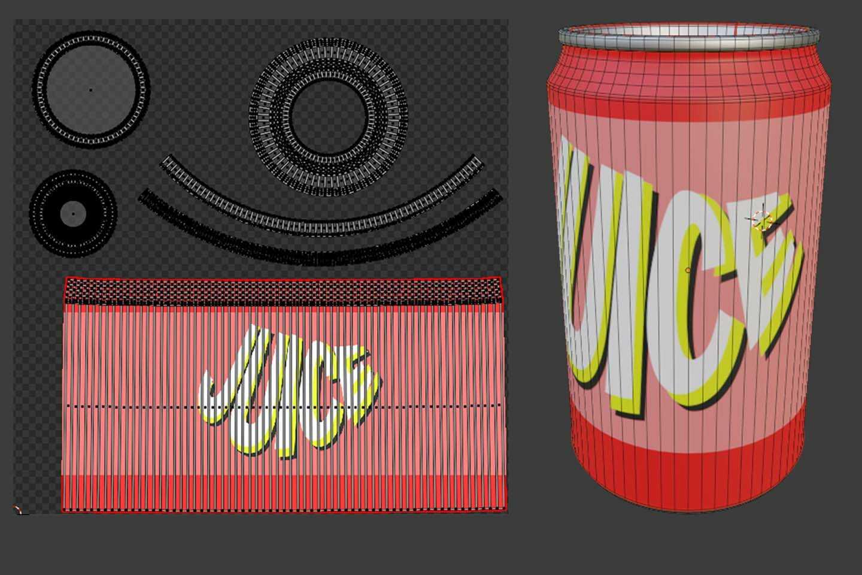 BlenderでUV展開するには?UV展開を知ればモデリングは次の段階へ